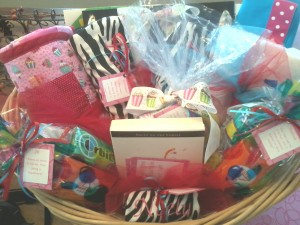 Our 1st Family Basket