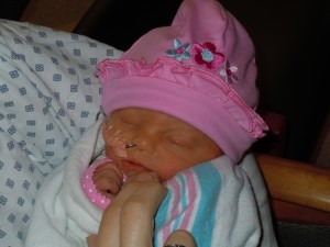 Samantha's birth 067